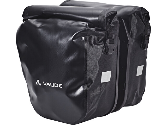 VAUDE SE Back Pannier 2 Bike Bag black
